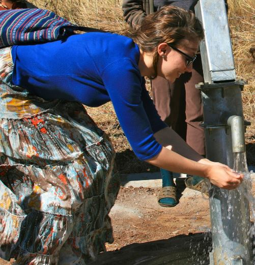 Working to provide clean water and sanitation to communities in sub-Saharan Africa