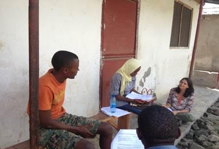 Global Findex research in Kenya